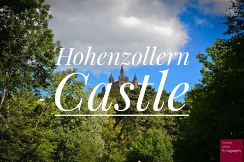 Hohenzollern Castle - A German Fairytale Castle