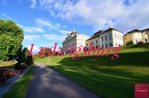 Ludwigsburg Germany Blog