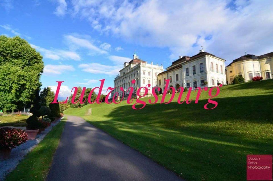 Ludwigsburg - Palace, Pumpkin Festival & Fairytale Garden