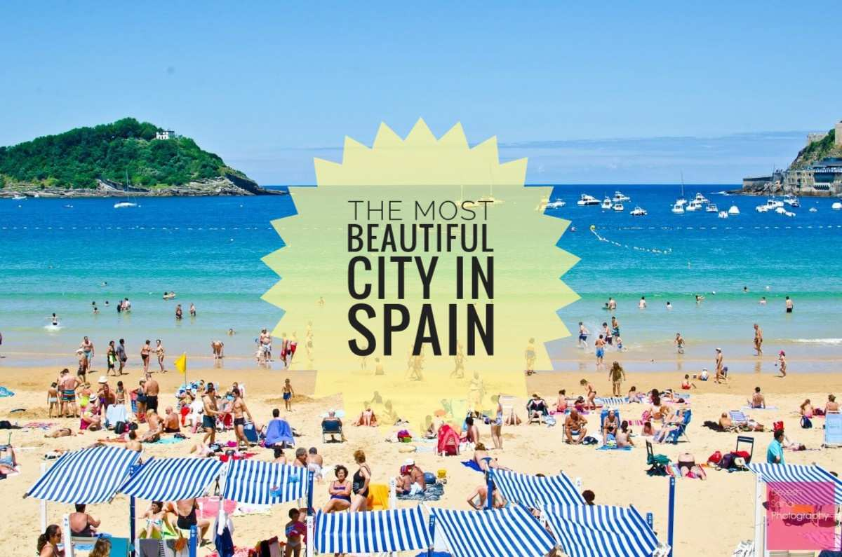 San Sebastián / Donostia - The Most Beautiful City in Spain