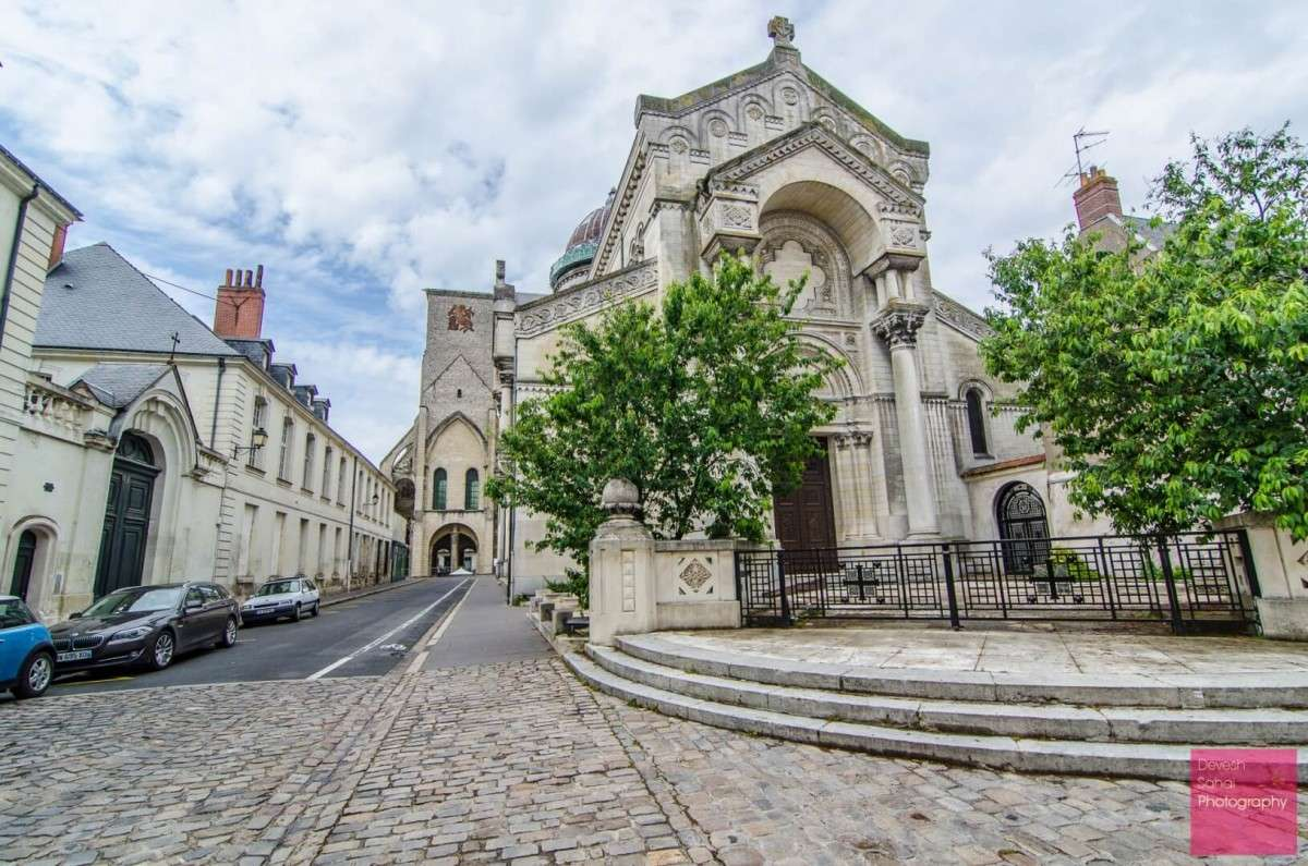 Basilica of St Martin, Tours, France