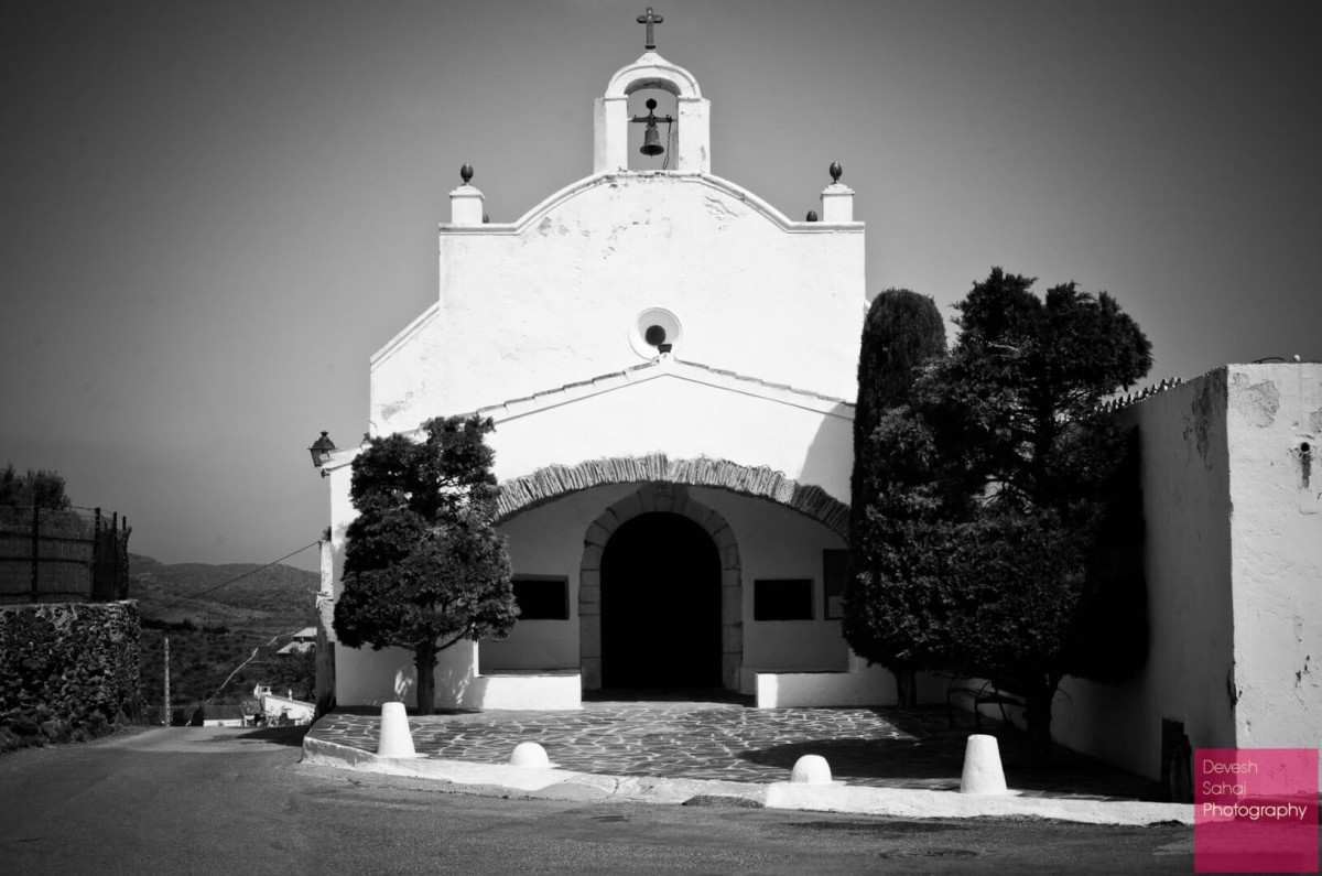 Sant Baldiri hermitage