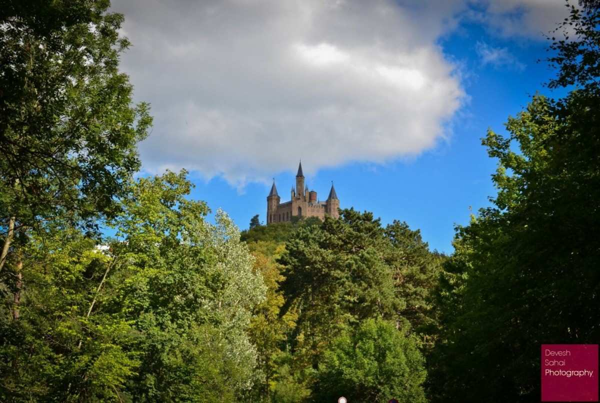 Hohenzollern Castle - A German Fairytale Castle