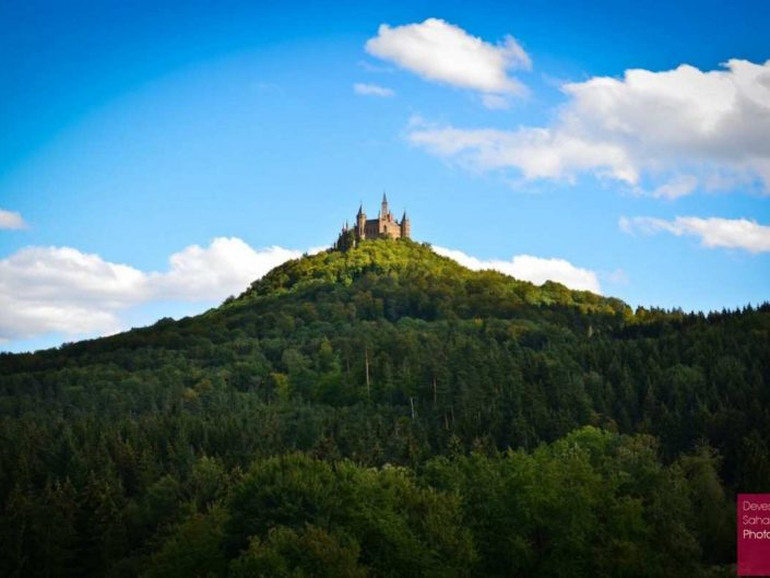 Hechingen - Hohenzollern Castle, Germany