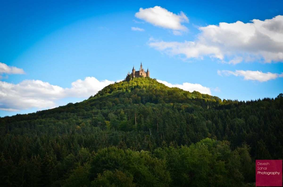 Hechingen – Hohenzollern Castle, Germany