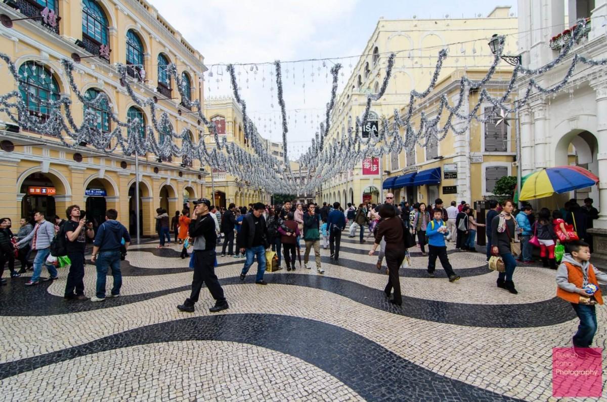 Historic Centre of Macau