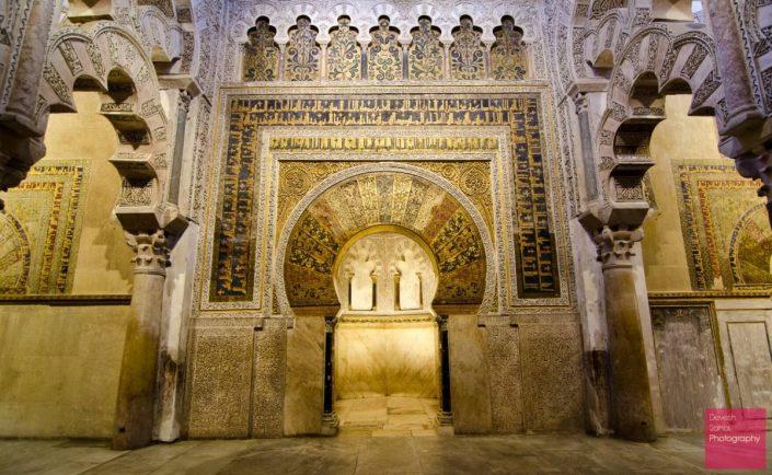 Visiting The Cordoba Mezquita