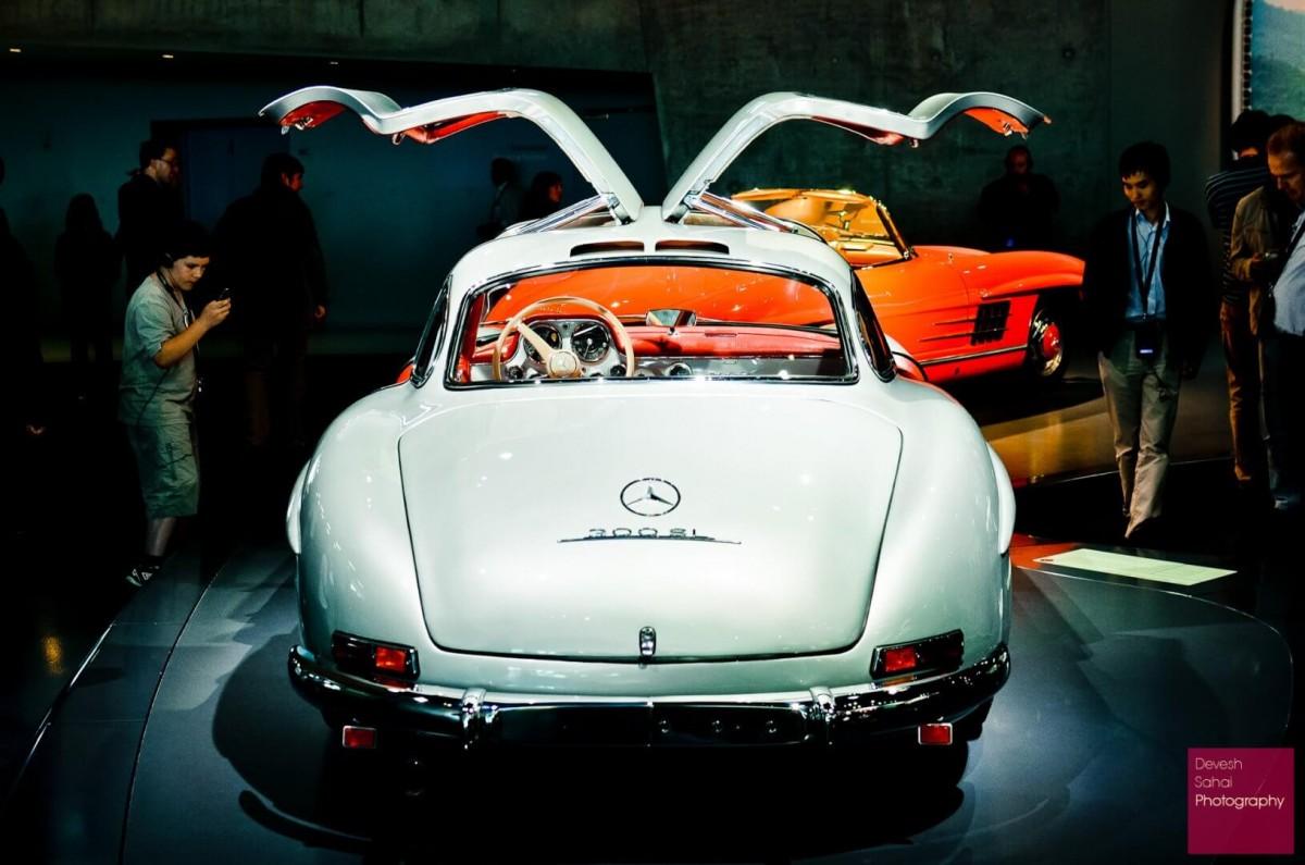 Car Museums In Stuttgart, Germany