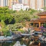 Chi Lin Nunnery and Nan Lian Garden, Hong Kong