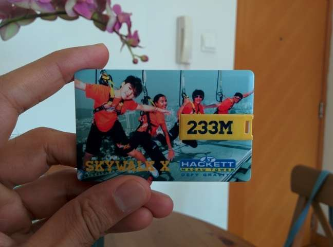 Macau Skywalk Review