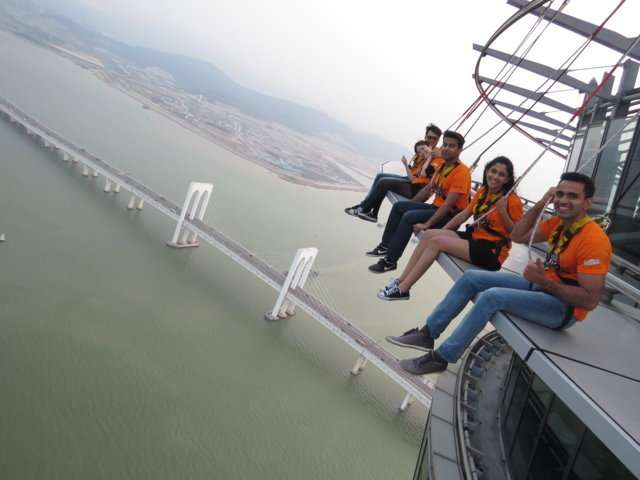 Macau Skywalk Review