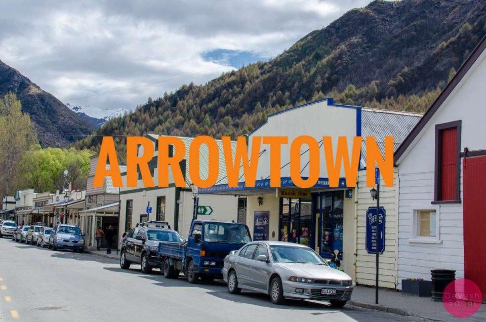 Exploring Arrowtown - A Hidden Gem Between Wanaka & Queenstown