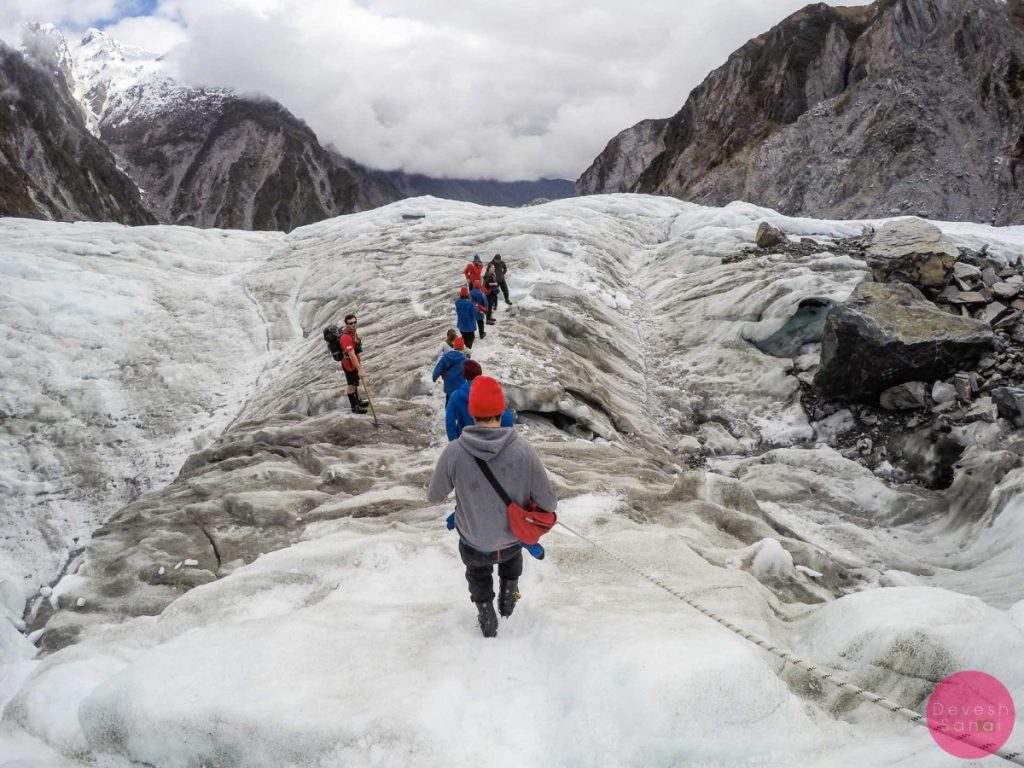 Franz Joseph Glacier Ice Walk
