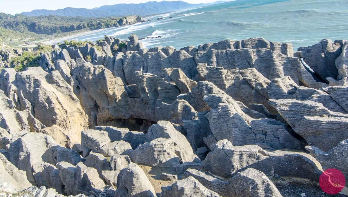 The Pancake Rocks, Punakaiki