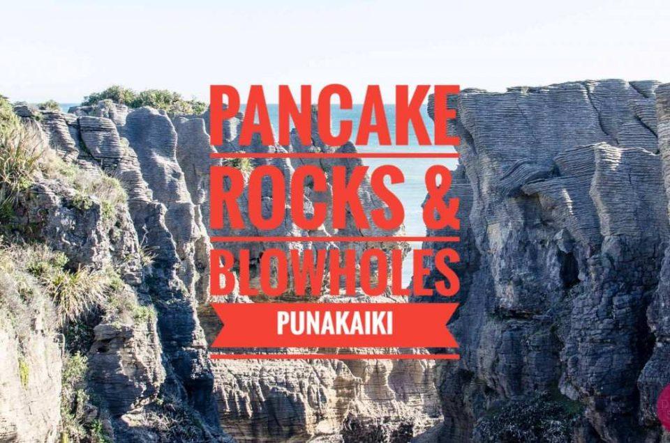 Pancake Rocks & Blowholes, Punakaiki