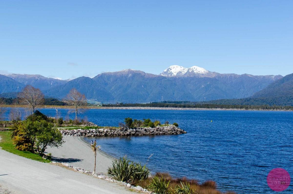 Moana (Lake Brunner)