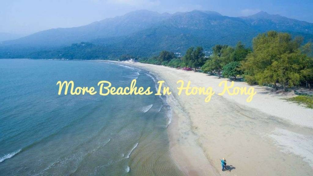 Beaches in Hong Kong