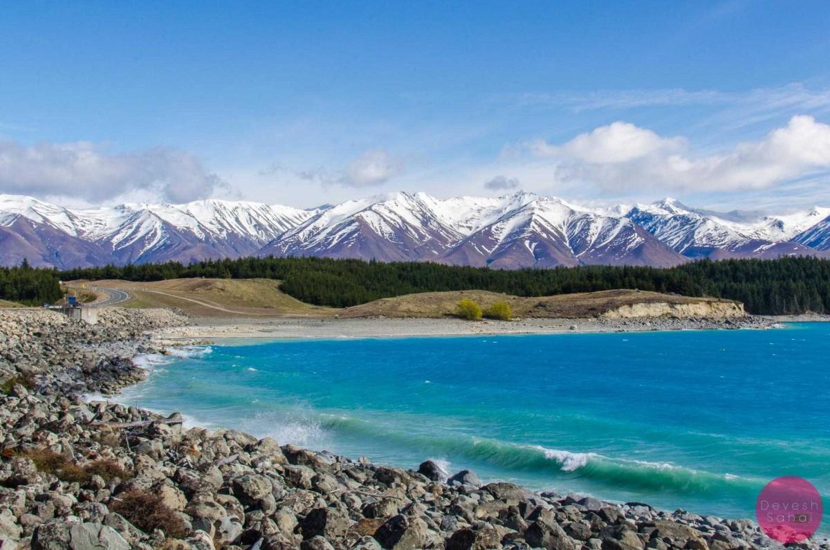 Photos Of Lake Pukaki New Zealand Photos For Sale