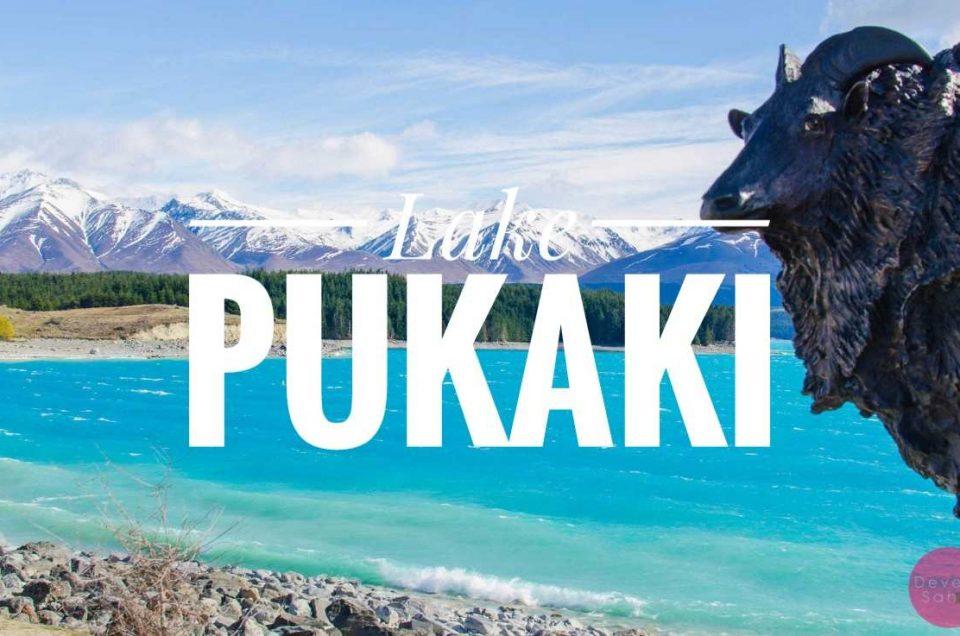 The Most Beautiful Lake In New Zealand - Lake Pukaki