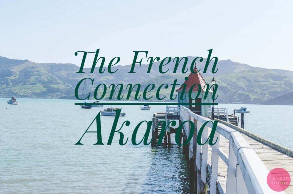 Akaroa - Little France In New Zealand