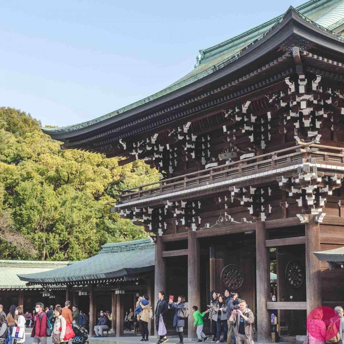 Visiting The Meiji Shrine, Tokyo, Japan - Drone & DSLR ...