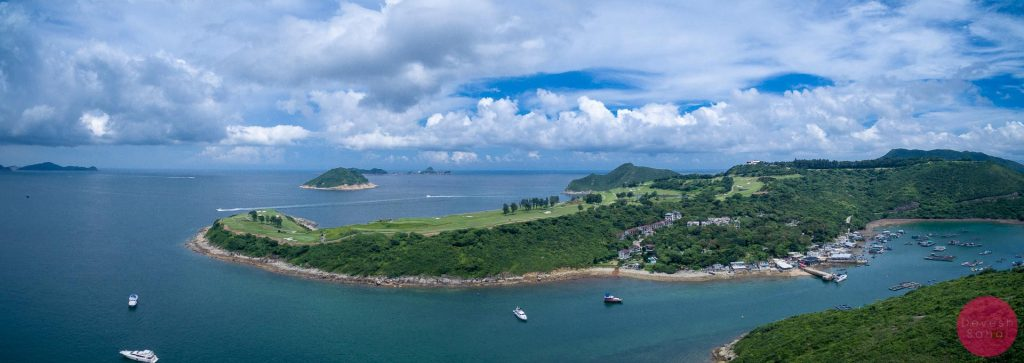 Clearwater-Bay-Golf-Country-Club-Hong-Kong-Aerial