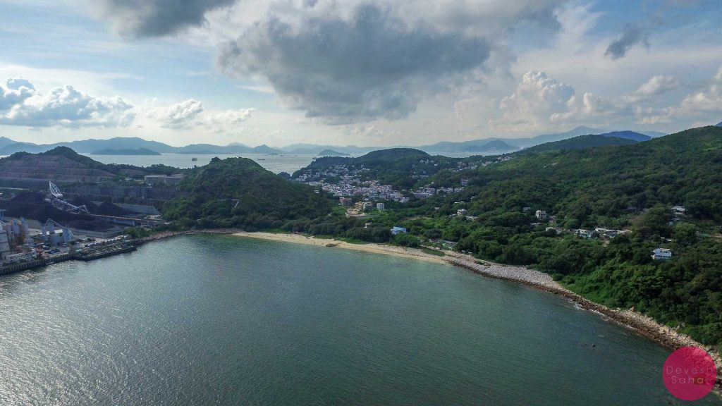 Power Station Beach, Lamma Island