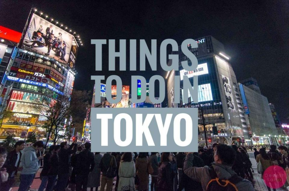 What We Did In Tokyo