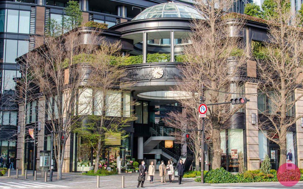 Marunouchi's architecture
