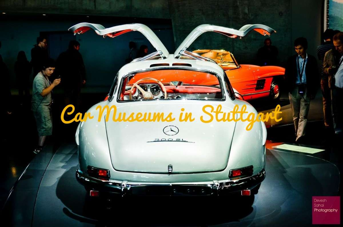 Car Museums In Stuttgart, Germany