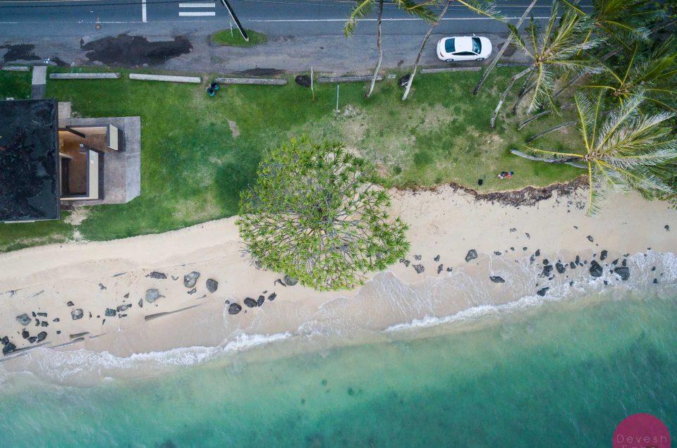 Driving Along Oahu's Scenic Coast