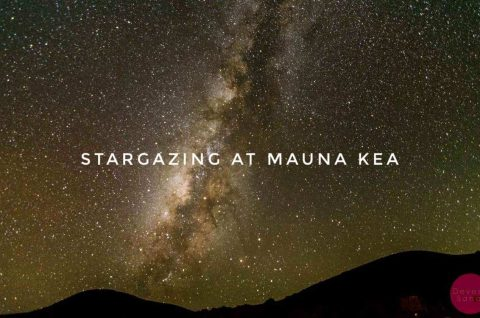 Under The Milky Way At Mauna Kea