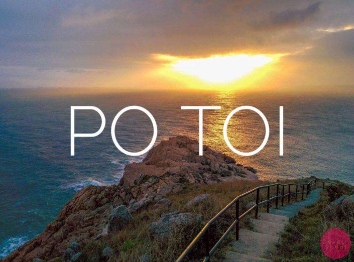 Po Toi - Hong Kong's South Pole