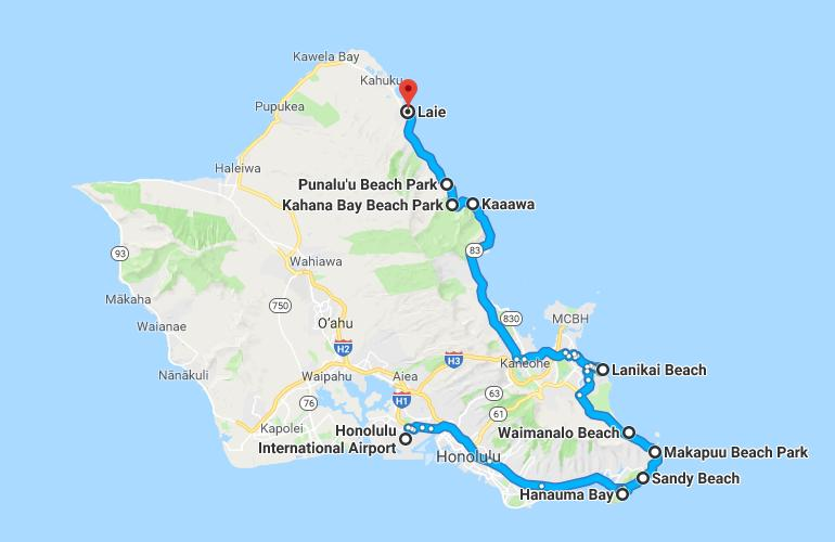 a13e10e60e Guide To Driving On Oahu s Scenic Coast