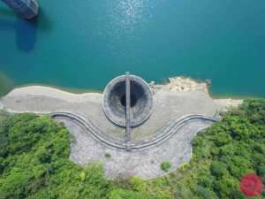 reservoir bellmouth