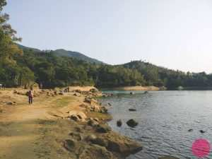 Shing Mun Reservoir shores