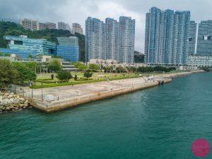 cyberport waterfront park