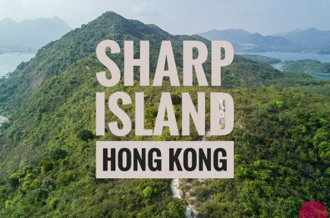 All About Sharp Island, Sai Kung