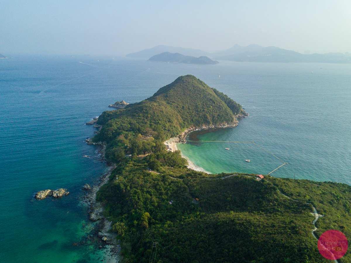 sharp island south side