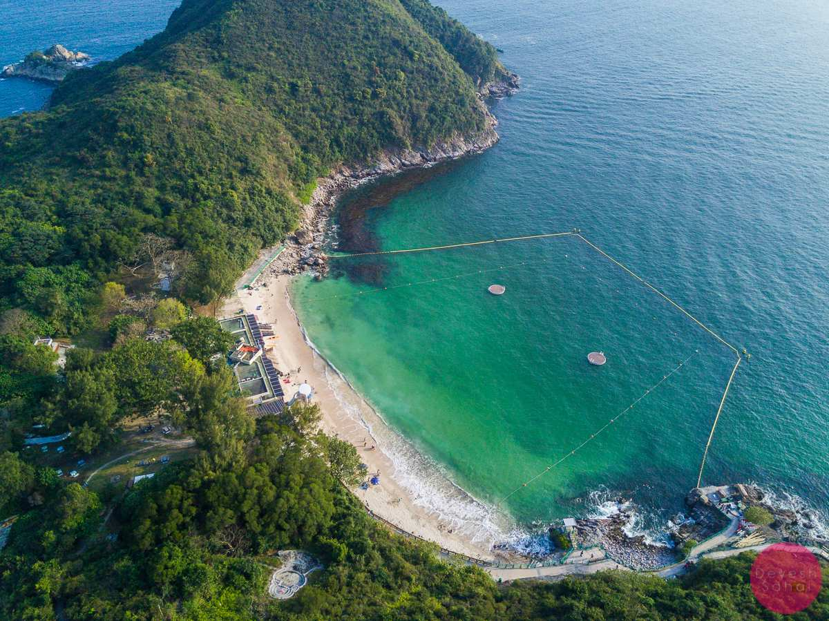 hap mun bay sharp island hong kong