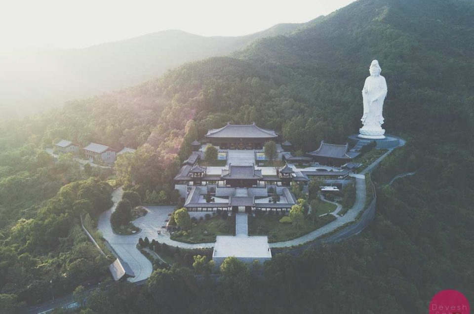 The Tsz Shan Monastery - Zen & Tranquility