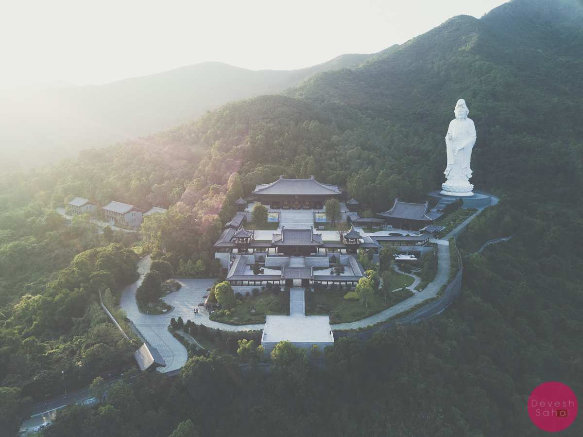 most beautiful monastery in hong kong