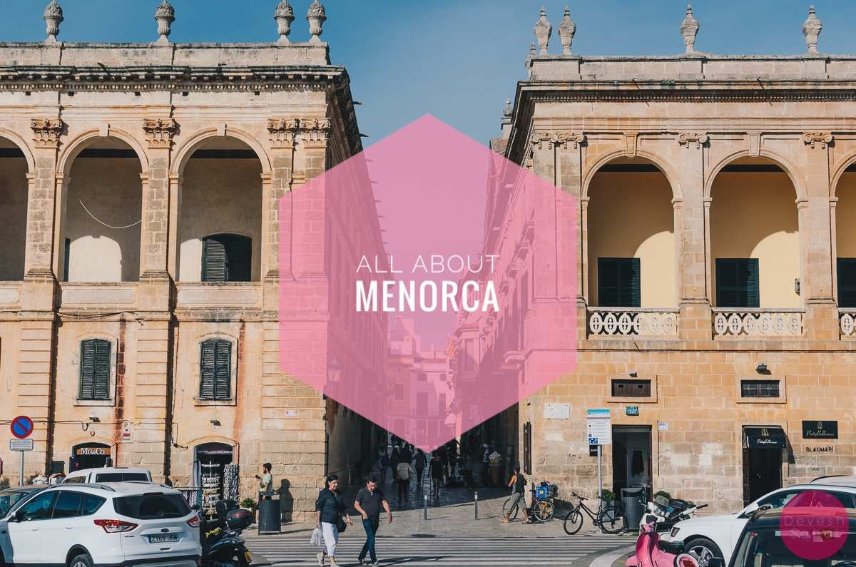 All About Menorca