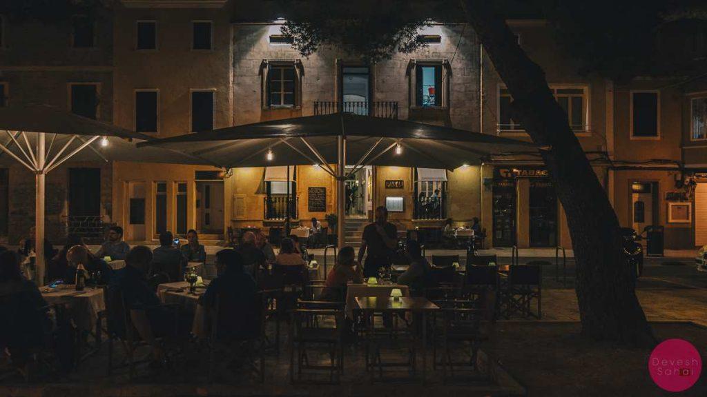 Pins 46 Restaurant Menorca