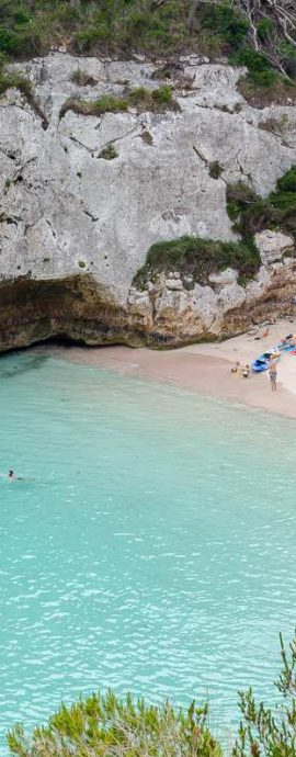Beaches of Menorca, Spain