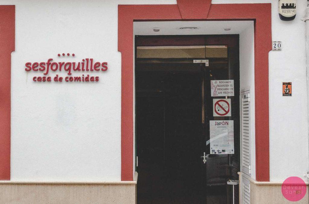 Ses Forquilles Mahon Menorca