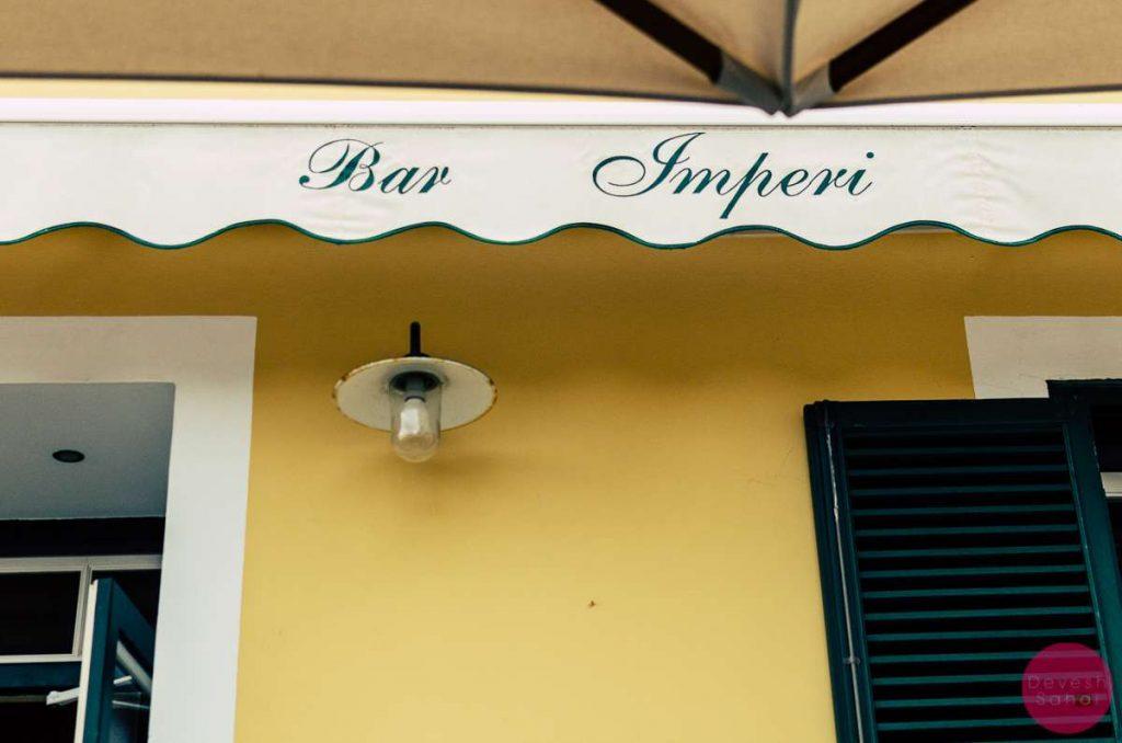 Bar Imperi, Ciutadella, Menorca