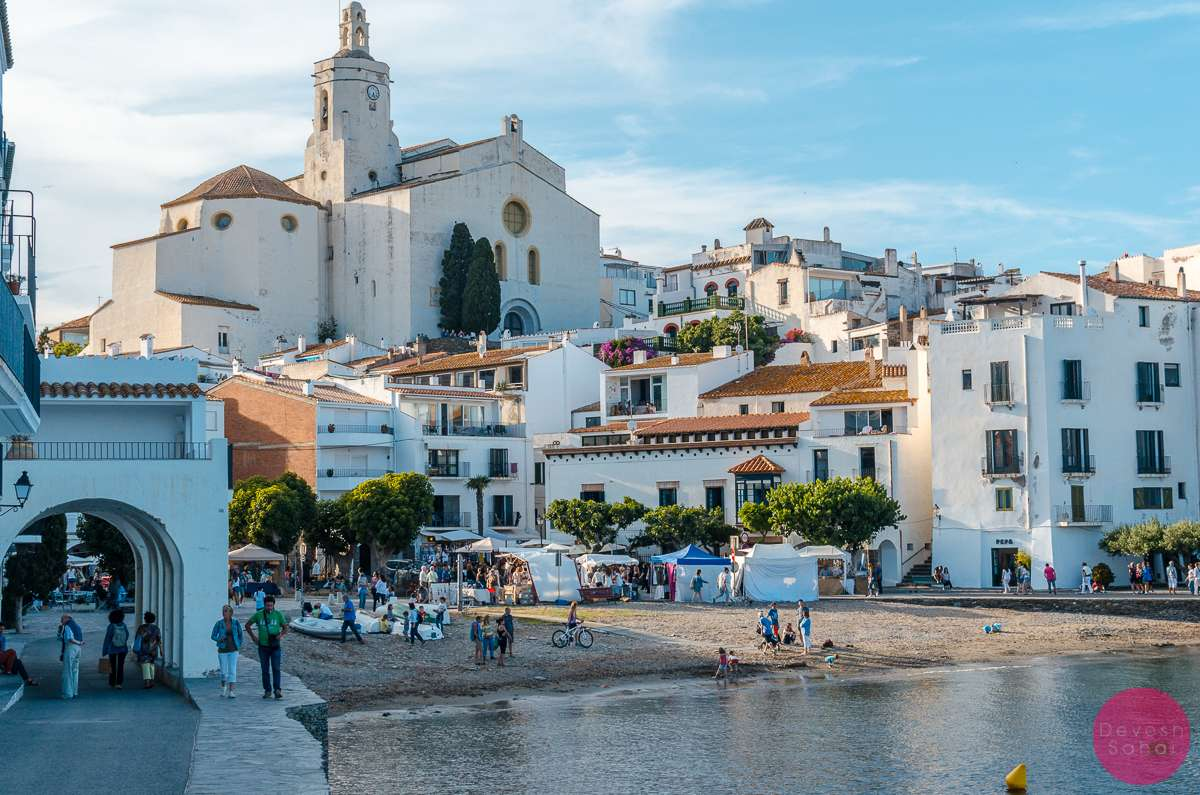 Beautiful Photos of Cadaques, Spain