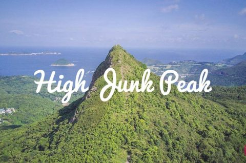 High Junk Peak, Hong Kong Blog