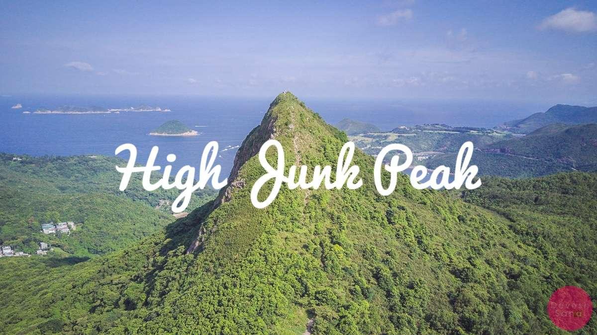 High Junk Peak, Hong Kong Blog